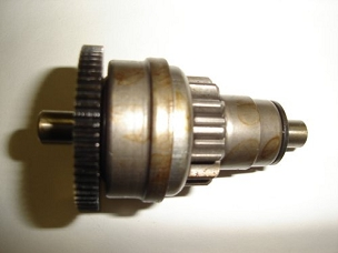Starter bendix for 50cc 4 stroke Chinese scooter
