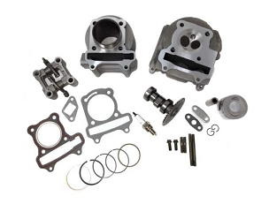 100cc Complete cylinder and head kit