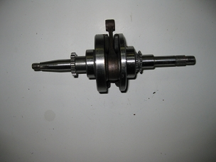 Crank shaft for 50cc Chinese scooter