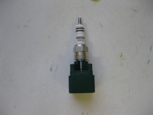 Iridium  spark plug for 4 stroke Chinese scooter