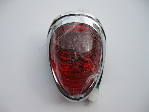 Tail light assembly for Chinese scooter