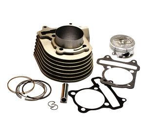 61 mm cylinder kit for 150cc GY6 Chinese scooter