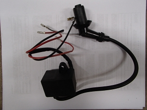 CDI/Coil for 2 stroke 50cc Chinese scooter
