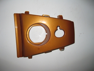 Gas cap cover for Chinese scooter