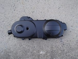 CVT cover black for 50cc 4 stroke Chinese scooter