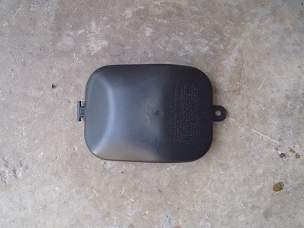 Carburetor cover for Chinese scooter