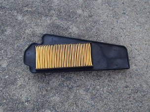 Air filter for 50cc Chinese scooter