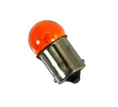Turn signal bulb for Chinese scooter 12 volt 10 watt