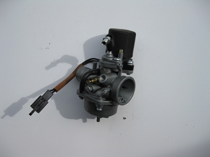 2 stroke 50cc carburetor with automatic choke for 50cc Chinese scooter