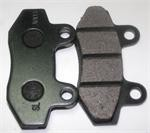 Disk brake pads for Chinese scooter, type A