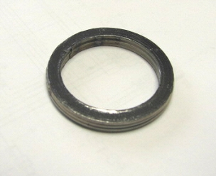 Exhaust gasket for Chinese scooter